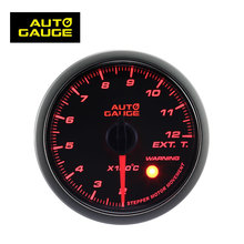 Excellent Quality Back Connection LED Display Car Dashboard EGT Thermometer Gauge