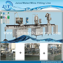 Automatic PET bottle small scale water processing equipment