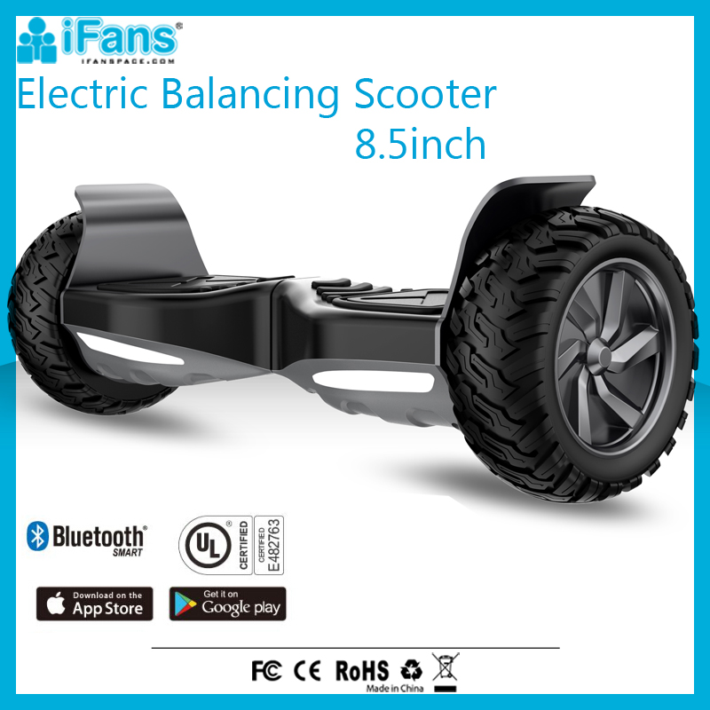 Powerful Electric Scooter For Adults 800W Dual Motor With Bluetooth Mobile APP UL2272 Certificated