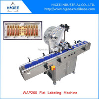 barcode label labeling machine adhesive labeling machine