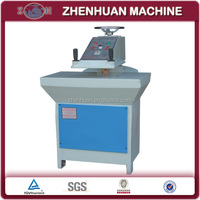 Bra cup cutting machine