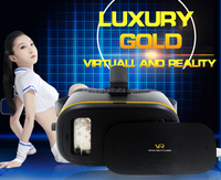 High quality vr glasses 3d glasses vr 3d virtual reality glasses