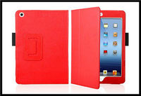 Laudtec for Laudtec for iPad Mini Stand Smart Leather Case Cover + Free Stylus & Screen Protector