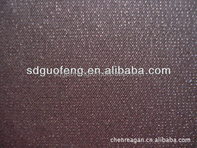 cotton twill fabric clothing for garment of 10/2*10/2