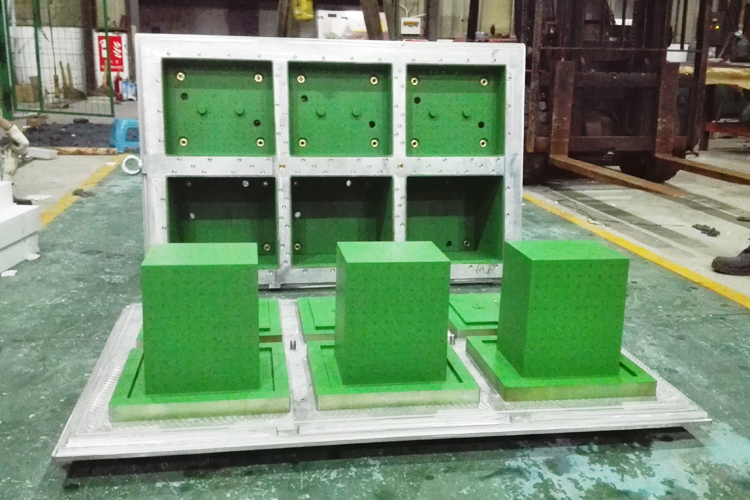 Gravity Aluminum Die Casting EPS Mould