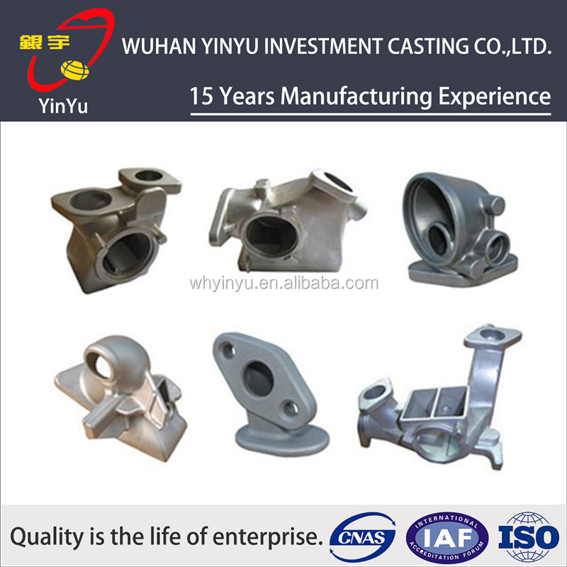 Customized Carbon Steel & Stainless Steel Precision Investment Casting Auto Parts