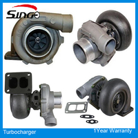 Turbo charger Turbocharger