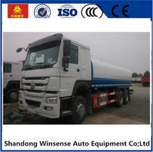 Sinotruk Howo 6*4 26000 liters tanker fuel truck for sale