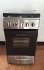H05DCommercial Hotel Kitchen Equipment Freestanding Gas Range With 4 Burner & Oven