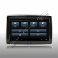 Hot sell 10.1 inch HD digital screen android 4.4 system car rear seat entertainment system for TEANA