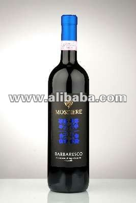 Barbaresco d.o.c.g. wine