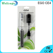 Classic high quality vape starter kits wholesale vaporizer pen ego ce4
