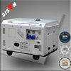 BISON(CHINA) Electric Start With Battery Diesel Generator 10 kva/10 kw/10kw