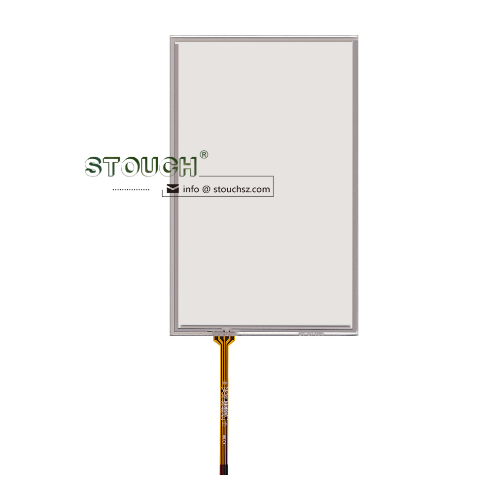 7 inch touch screen digitizer 4 wire for weinvew TK6070IH/TK6070iK/TK6070