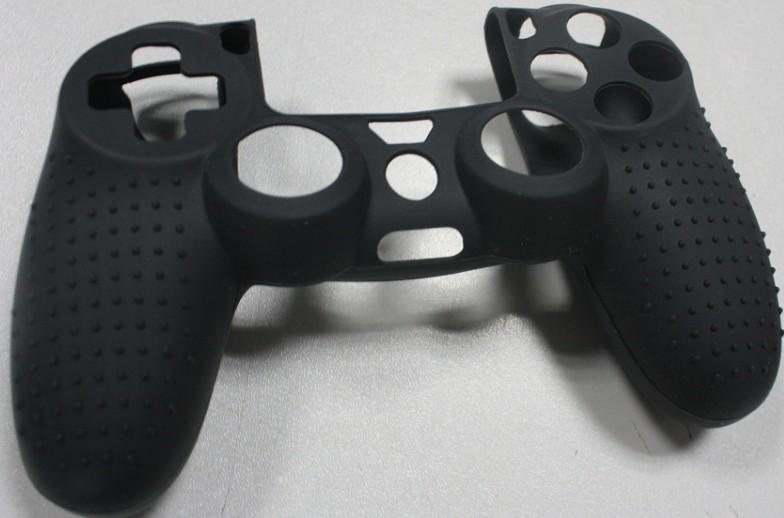 многоцветной силиконовый чехол для playstation- 4 игровой консоли контроллера аксессуары