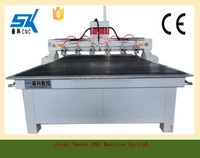 multi spindle cnc wood carving machine cnc router for wood kitchen cabinet door