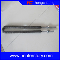 High Quality Durable Industrial Electric Finned Coiled Air Heater