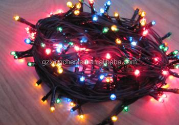 wholesale price led christmas rice gel light