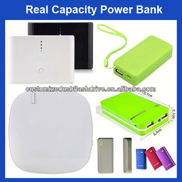 2014 Top Selling fancy power bank
