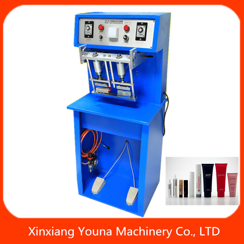 factory supply manual tube sealer for plastic tubes/soft tubes