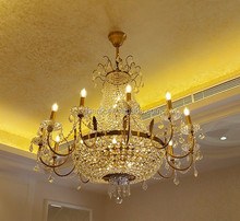 commercial chandelier light hotel modern leading lobby pendant lights