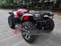 500cc/1000cc king quad atv with shaft drive transmission