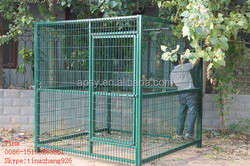 Dog cage/Pet cage/large dog cage/commercial dog cage/weld mesh dog cage