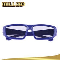 fashional custom polarized 3d glasses for movie