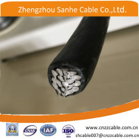 Covered Line Reckliness Wire ACSR Aluminum Conductor XLPE insulated cable