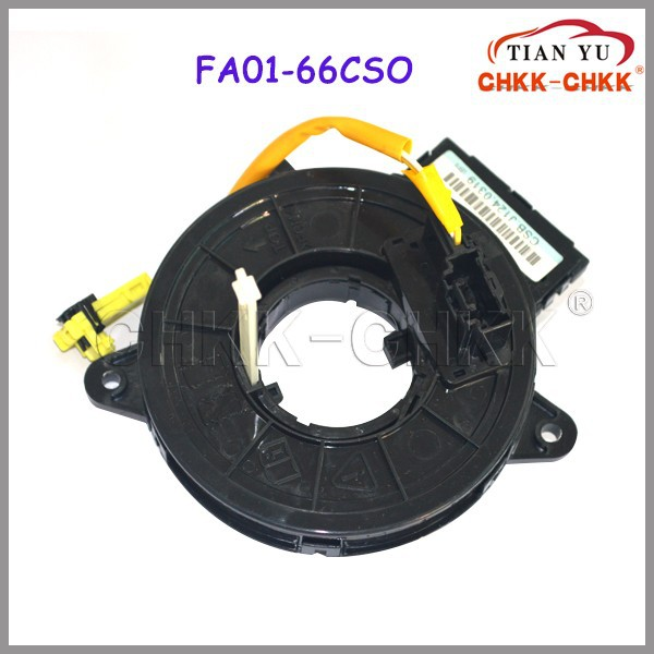 Top Quality FA01-66-CSO Clock Spring Airbag Spiral Cable Sub-Assy Airbag Car Auto Parts for M Car 6 2003-2013