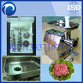 commercial stainless steel table meat mincer