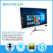 full hd 21.5'' all in one computer cheap wholesale