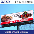 single color led module outdoor full color advertising led screen