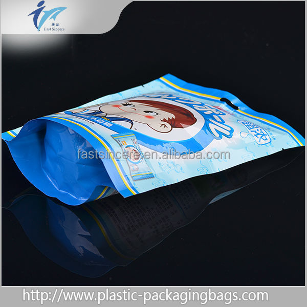 China supplier designer personalized cotton candy bags