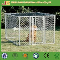 China galvanized cheap kennel dog house