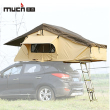 Top quality overland outside camping car roof top tent