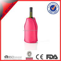 wholesale resuable wine bottle cooler