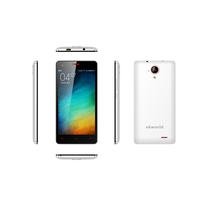Cheapest 5.0inch 4G Smartphones RAM 1GB ROM 8GB MTK6735 Android Smart Mobile Phones