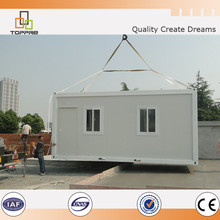 Cheapest prefabricated flat pack container home, tiny house sale in Africa