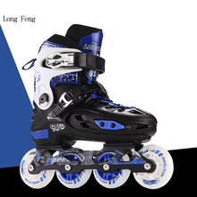 Customized Detachable Professional Inline Skates Adjustable for Ladies