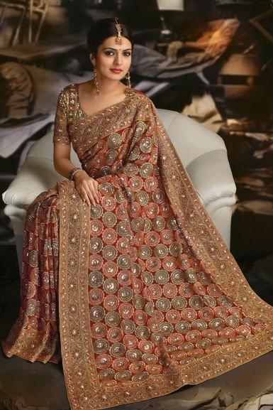 indian saree pakistanaise femmes portent tous