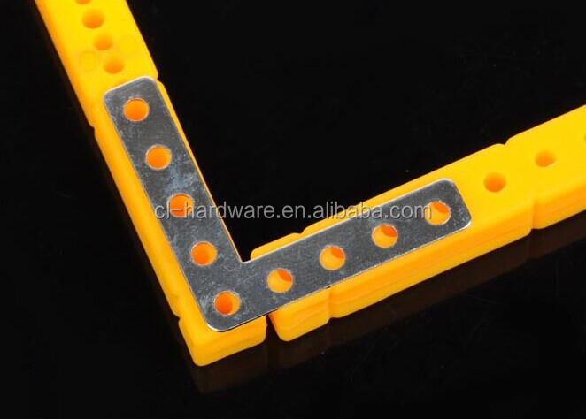 Diy Car Models Parts Metal Supporting Frame Fastening Pieces Rack Connectors Fitted Tablets
