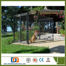 Custom Comfortable Outdoor modular large dog kennel