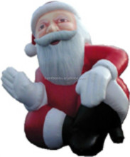 Large Outdoor Sitting Santa