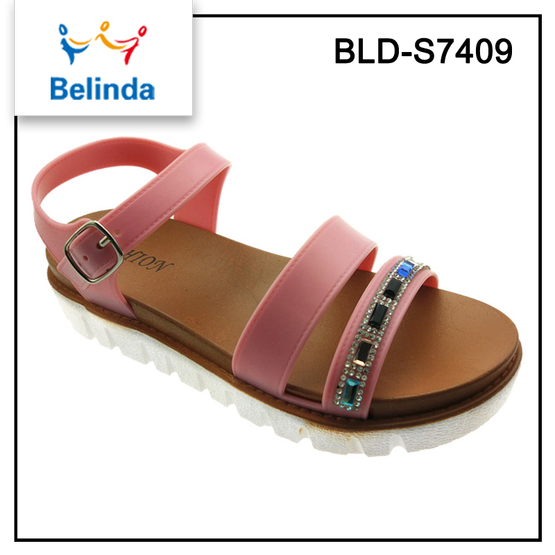 2016 promotional beach walk foreign arabic sandals for wholesale