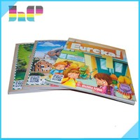 China high quality textbooks printing for publishers,school textbooks printing