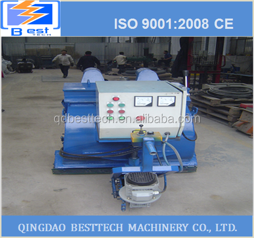 Movable shot blasting machine , protable shot blasting machine,double parabolic head sandblaster