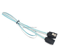 Blue and White function of SATA 3.0 data cable double channel