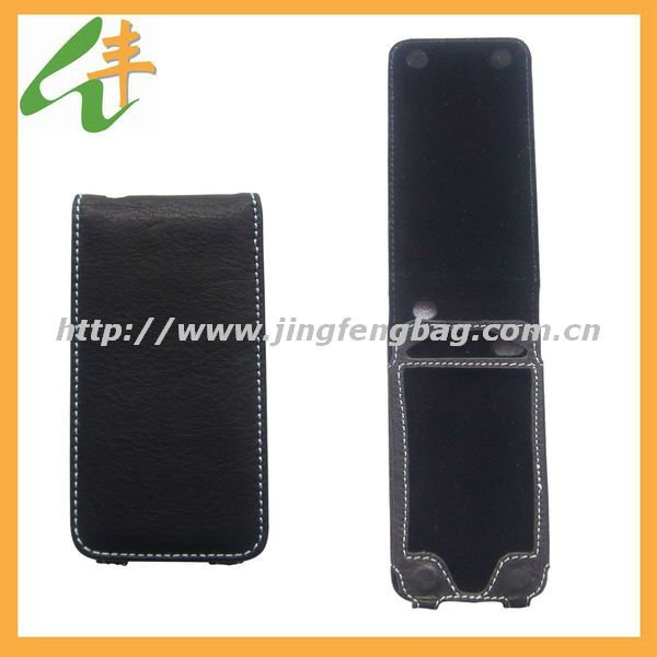 new design fashion leather cellphone case