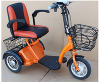 250w Electric Tricycle for adult TCN 2016